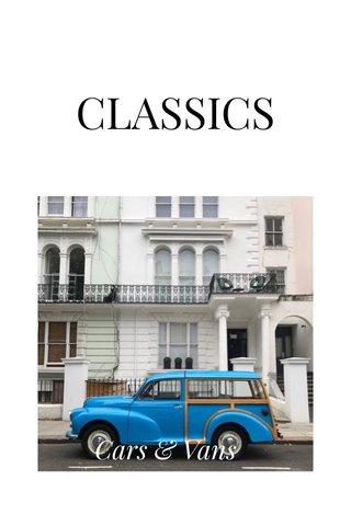 CLASSICS Cars & Vans