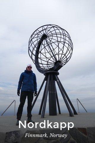 Nordkapp Finnmark, Norway