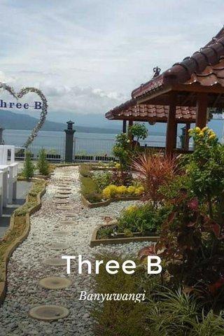 Three B Banyuwangi