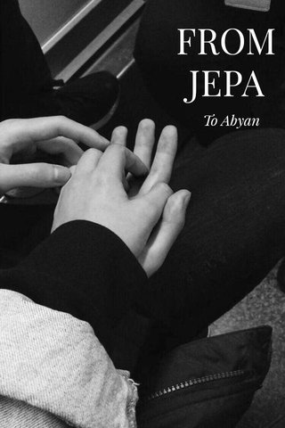 FROM JEPA To Abyan