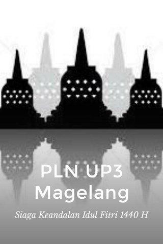 PLN UP3 Magelang Siaga Keandalan Idul Fitri 1440 H