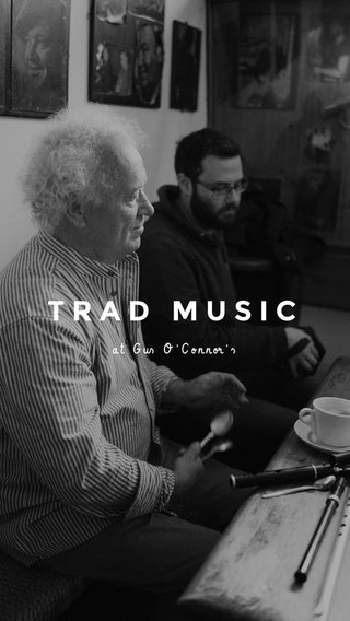 TRAD MUSIC at Gus O'Connor's
