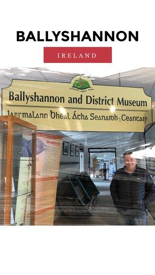BALLYSHANNON IRELAND