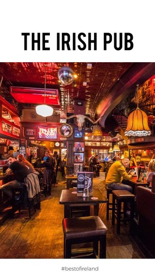 The irish pub #bestofireland