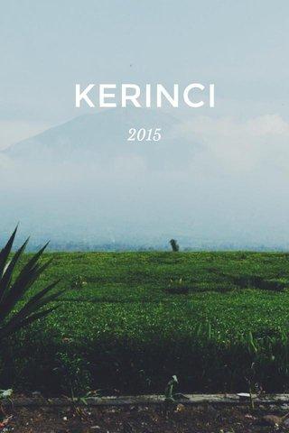 KERINCI 2015