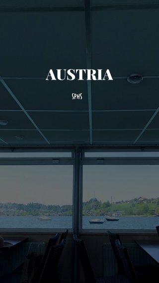 AUSTRIA sphs