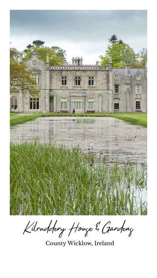 Kilruddery House & Gardens County Wicklow, Ireland