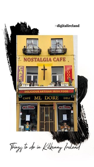 Things to do in Kilkenny Ireland #digitalireland