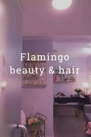 Flamingo beauty & hair