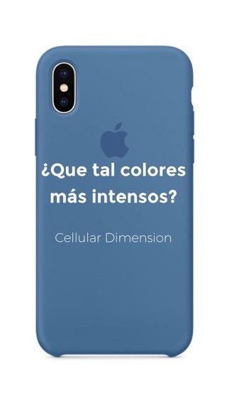 ¿Que tal colores más intensos? Cellular Dimension