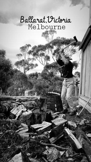 Ballarat,Victoria Melbourne