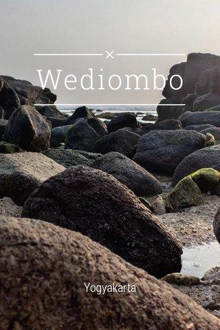 Wediombo Yogyakarta