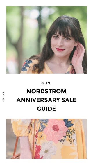 NORDSTROM ANNIVERSARY SALE GUIDE 2019