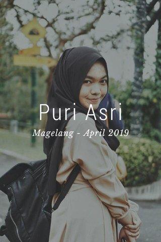 Puri Asri Magelang - April 2019