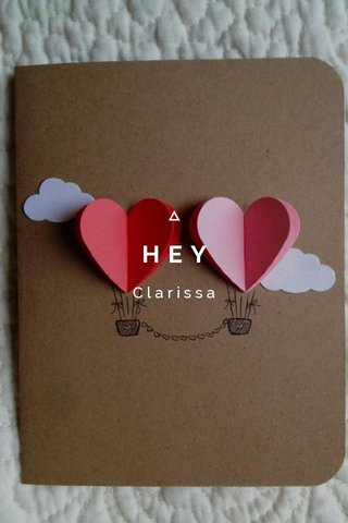 HEY Clarissa