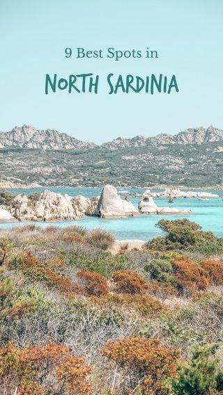 North Sardinia 9 Best Spots in