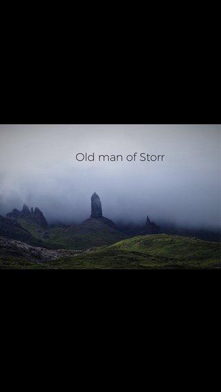 Old man of Storr