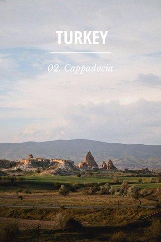 TURKEY 02. Cappadocia