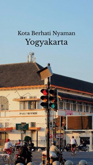 Yogyakarta Kota Berhati Nyaman