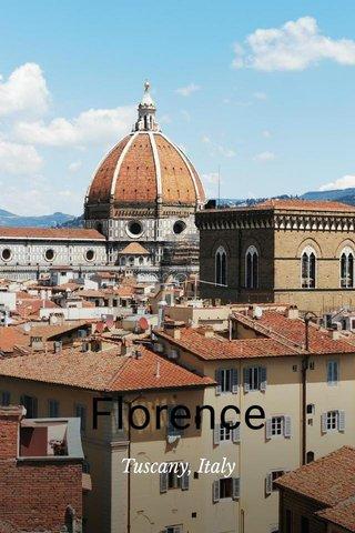 Florence Tuscany, Italy