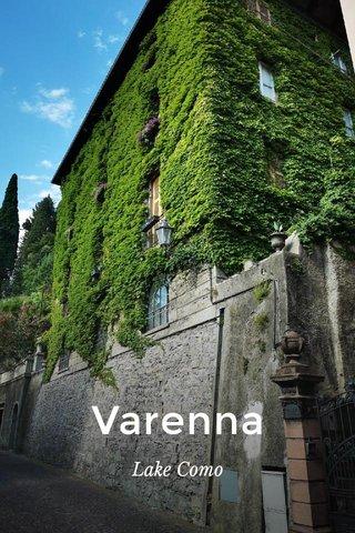 Varenna Lake Como