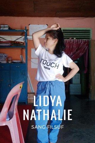 LIDYA NATHALIE SANG FILSUF