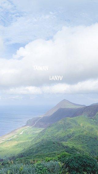 Lanyu Taiwan