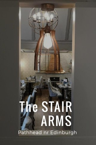 The STAIR ARMS Pathhead nr Edinburgh