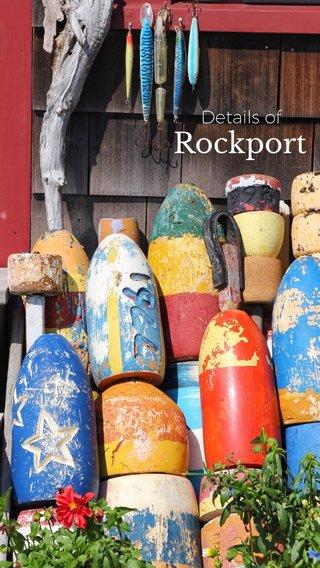 Rockport Details of