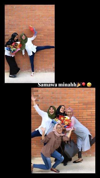 Samawa minahh🎉🎈🤣