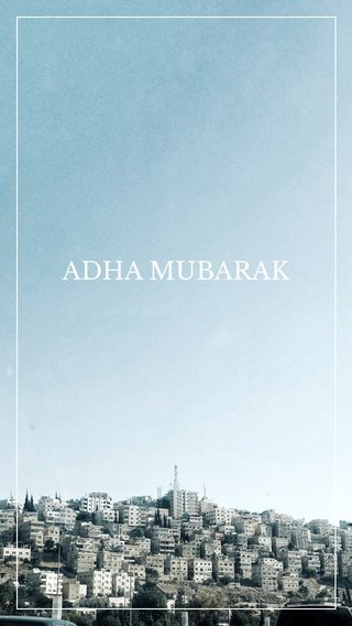 ADHA MUBARAK