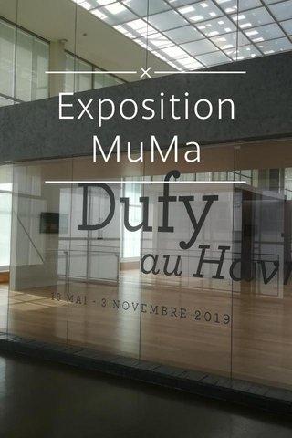Exposition MuMa