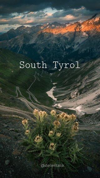South Tyrol @stelleritalia