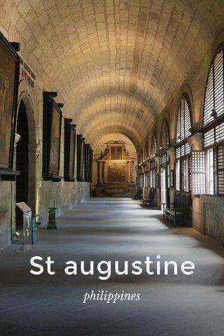 St augustine philippines