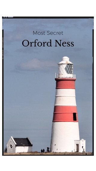 Orford Ness Most Secret