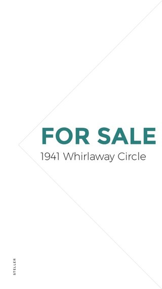 FOR SALE 1941 Whirlaway Circle