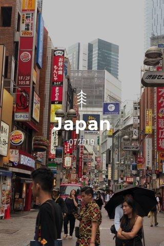 Japan 072019