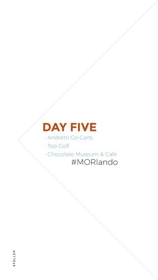 DAY FIVE #MORlando - Andretti Go Carts - Top Golf - Chocolate Museum & Cafe