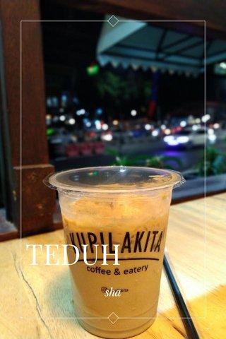 TEDUH sha
