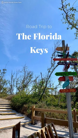 The Florida Keys Road Trip to