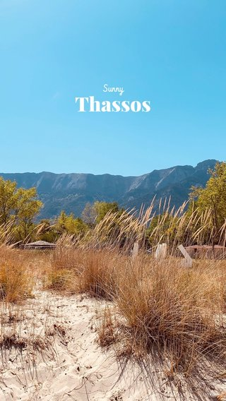 Thassos Sunny