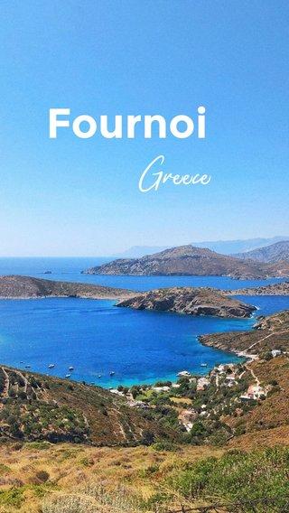 Fournoi Greece