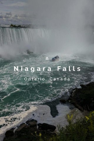 Niagara Falls Ontario, Canada