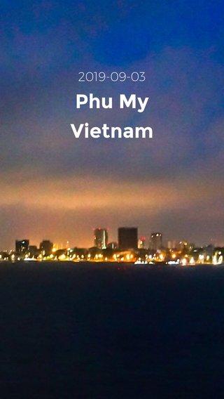 Phu My Vietnam 2019-09-03