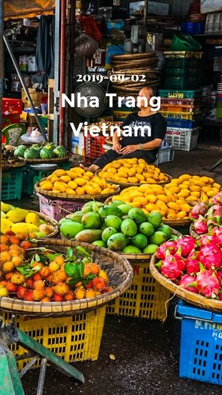 Nha Trang Vietnam 2019-09-02