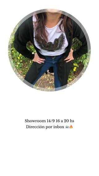 Showroom 14/9 16 a 20 hs Dirección por inbox 📨🔥