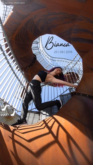 Bianca 25 | 08 | 2019