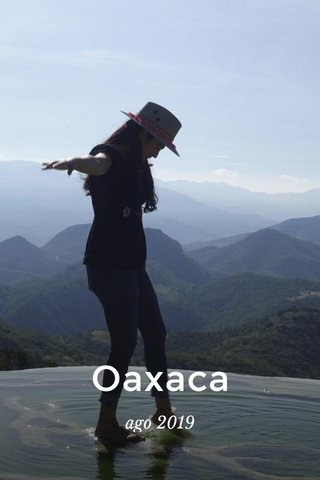 Oaxaca ago 2019