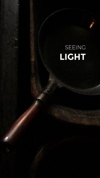 LIGHT SEEING