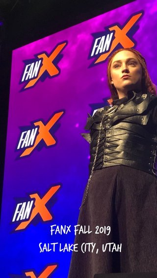 FanX Fall 2019 Salt Lake City, Utah